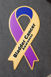 bladder-cancer-awareness-ribbon-logo