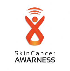 skin-cancer-awarness-ribbon-logo