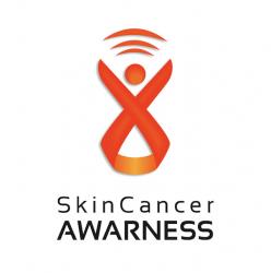 skin-cancer-awarness-ribbon-logo