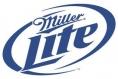 Blue Miller Lite Logo