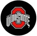 Round Ohio State Logo
