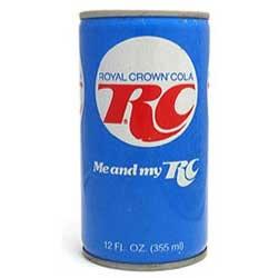 RC Royal Crown Soda