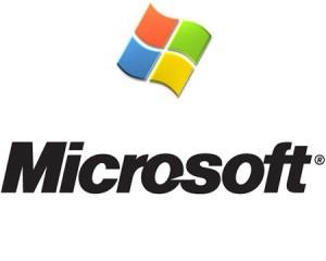 Microsoft Logo High Quality