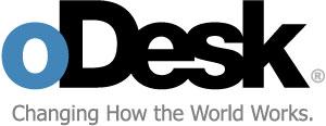 Official Odesk logo