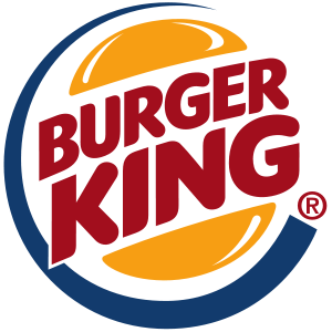 Official high quality .png format of the Burger King Logo