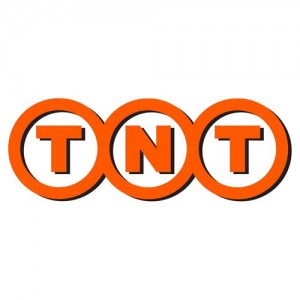 TNT carrier of Europe & Netherlands shipping logo.