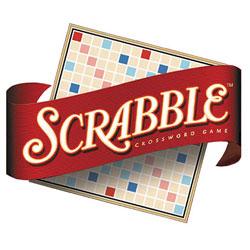 """Hasbro """"Scrabble"""" logo"""