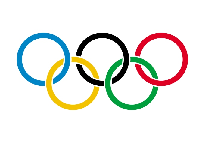 The world Olympic Logo