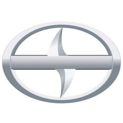 Auto manufacturer Toyota Scion logo