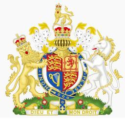 British Roayl Crest Logo