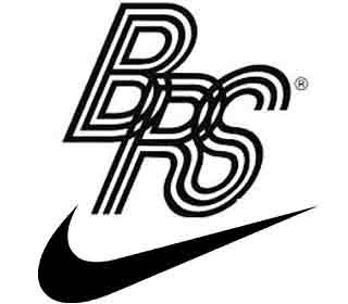 Blue Ribbon Nike Concept Logo